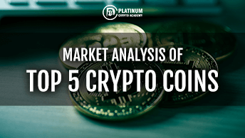WEEKLY REVIEW OF THE TOP 5 CRYPTOCURRENCIES 21st May 2019