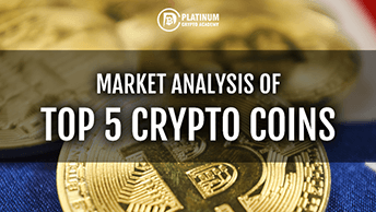 WEEKLY REVIEW OF THE TOP 5 CRYPTOCURRENCIES 14th May 2019