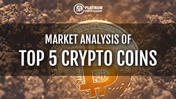 WEEKLY REVIEW OF THE TOP 5 CRYPTOCURRENCIES 11th JUNE 2019
