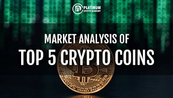 WEEKLY REVIEW OF THE TOP 5 CRYPTOCURRENCIES 4th JUNE 2019