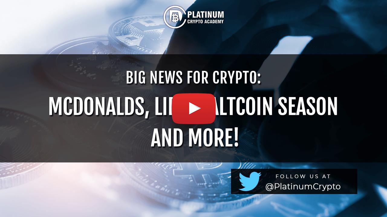 Big news for crypto