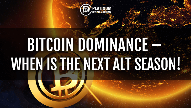 Bitcoin Dominance Increasing: The Impact On Altcoins