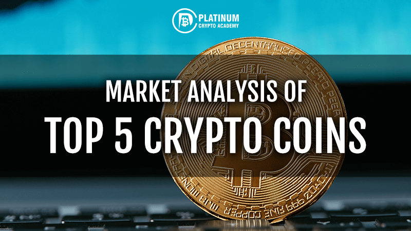 WEEKLY REVIEW OF THE TOP 5 CRYPTOCOINS 27TH AUGUST 2019