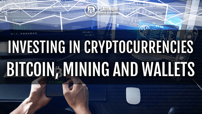 is mining and investing cryptocurrency the same