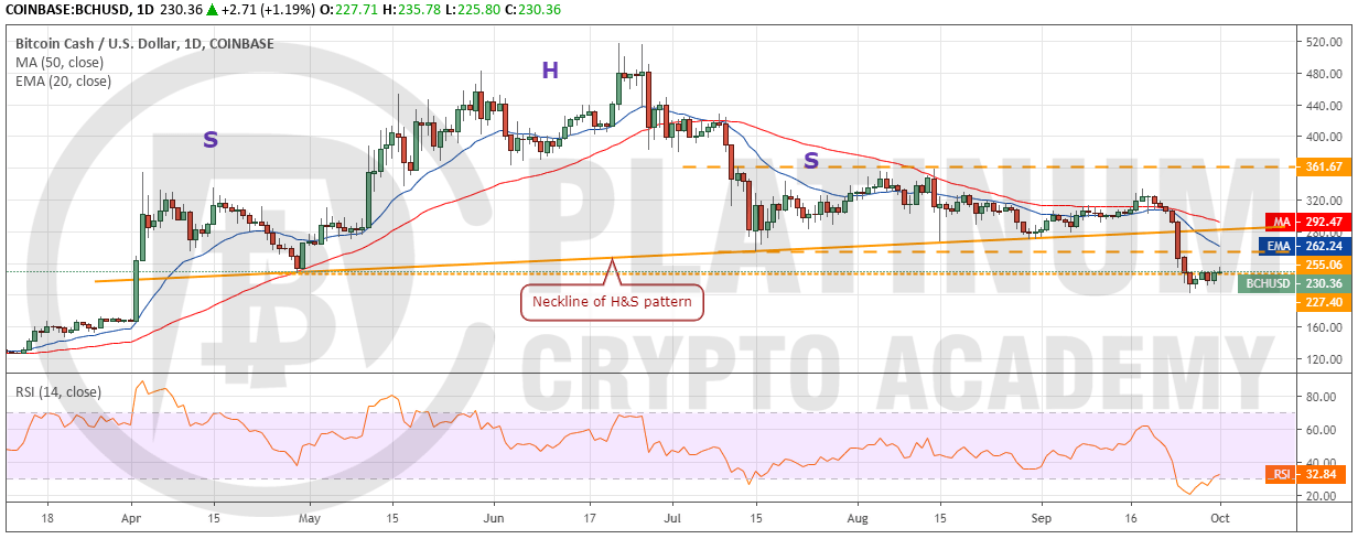 crypto news - BCH_USD