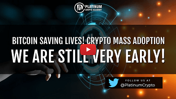 BITCOIN SAVING LIVES