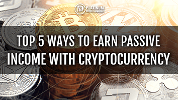 Earn Passive Income With Cryptocurrency