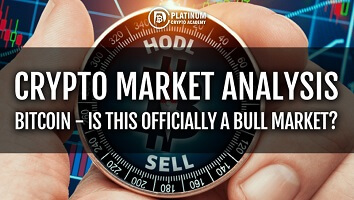 Crypto Market Analysis – Bitcoin, Is this officially a bull market?