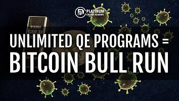 Unlimited QE Programs = Bitcoin Bull Run